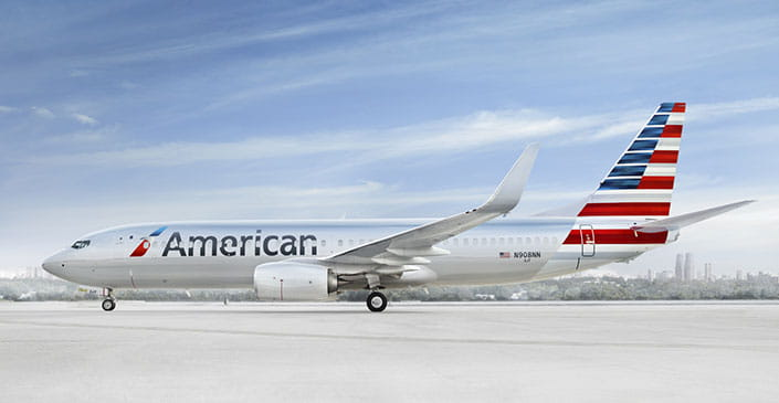 American returns the Boeing 737 Max to US service