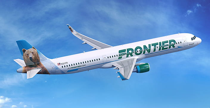 Frontier Airlines Updates Change Fee Policy