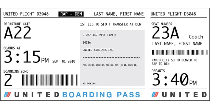 Why You Should Stop Printing Out Your Boarding Passes