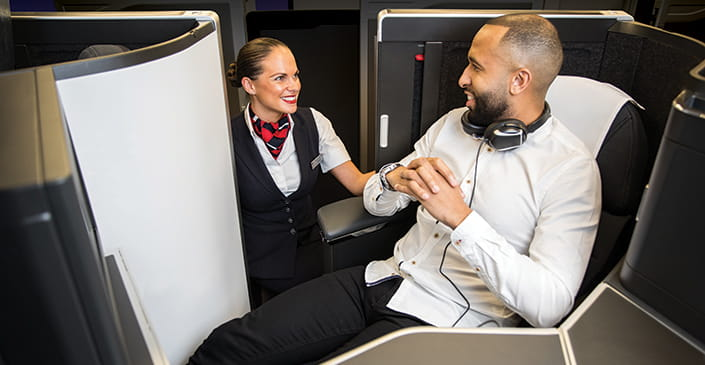 British Airways Wants to Offer Personalized Customer Service