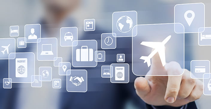 Business Travelers Find Company Travel Tech Lagging